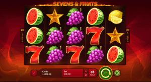 fruit slot reels