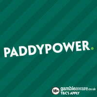 Paddy Power Casino free money £10 cash bonus
