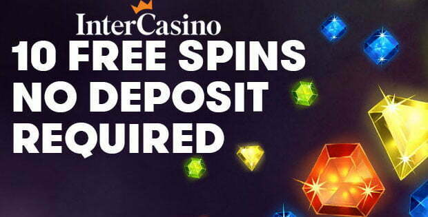 inter casino 20 free spins