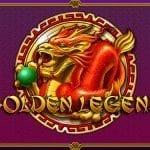 Golden Legend Slot Play'n GO Review Logo