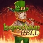 Leprechaun Goes to Hell Slot Play'n GO Review Logo