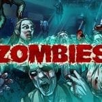 Zombies Slot logo bonus review free spins