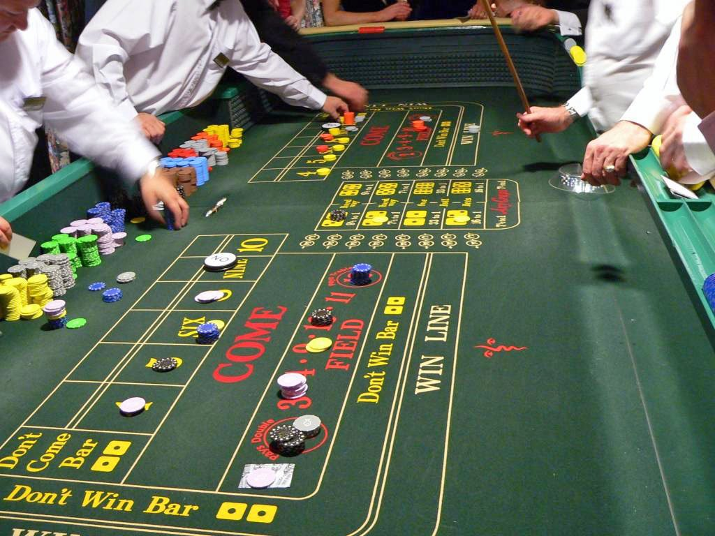 Playing Craps For A Living