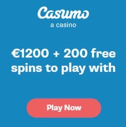 Casumo online casino free welcome bonus no deposit required
