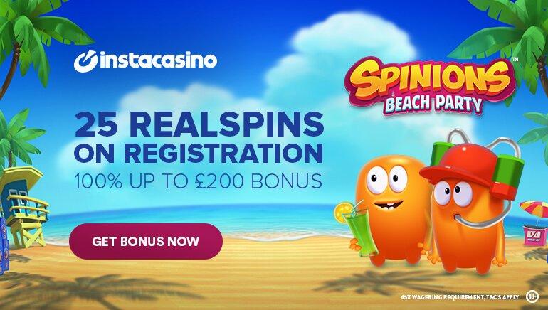 No Deposit Bonus Win Real Money Instacasino
