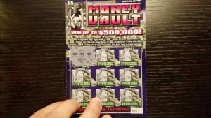 scratch off tickets