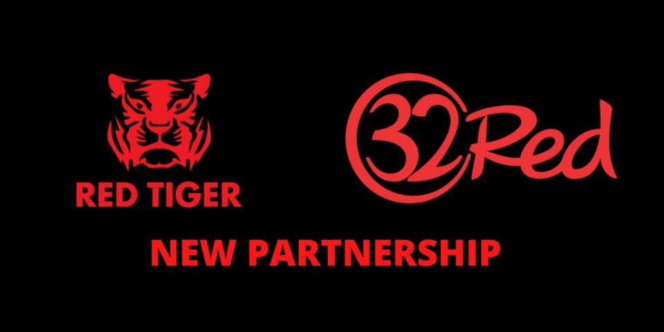 32RED Helps Red Tiger to Increase Presence in the UK