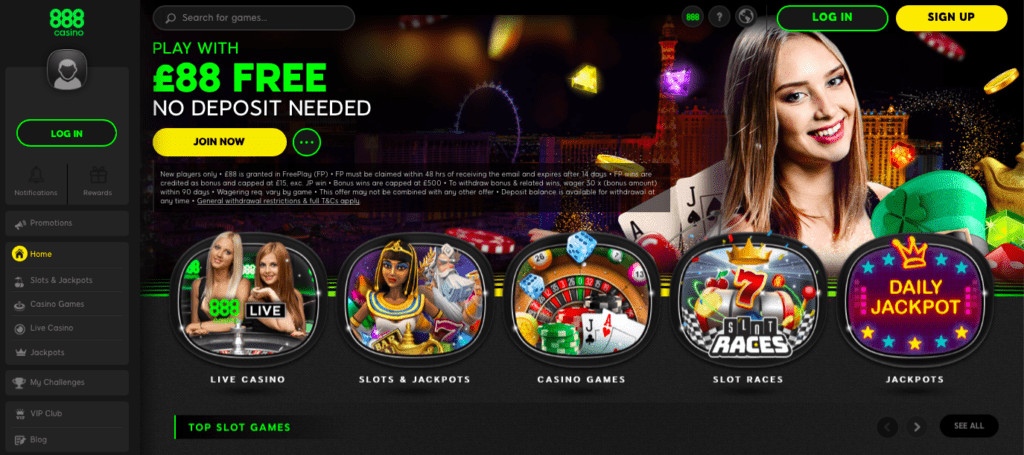 888 Casino See This Before You Play Uk 2020