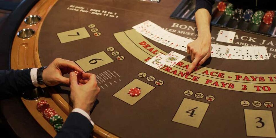 Beat the Dealer in Blackjack
