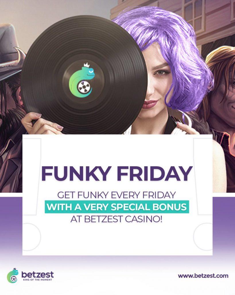 Betzest Funky Promo