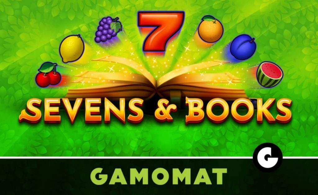 Sevens & Books slot