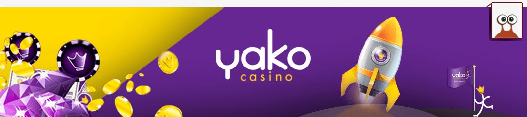 YAko Casino Welcome Bonus