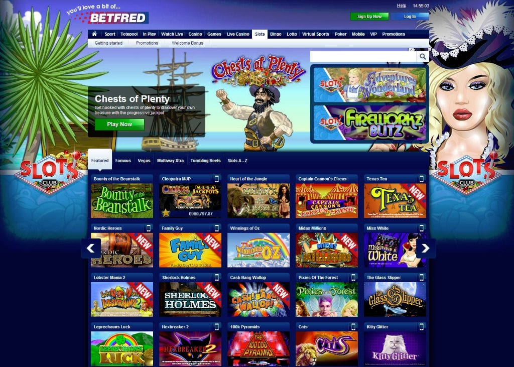 Bet Fred Casino