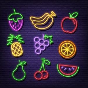 fruit slot symbols