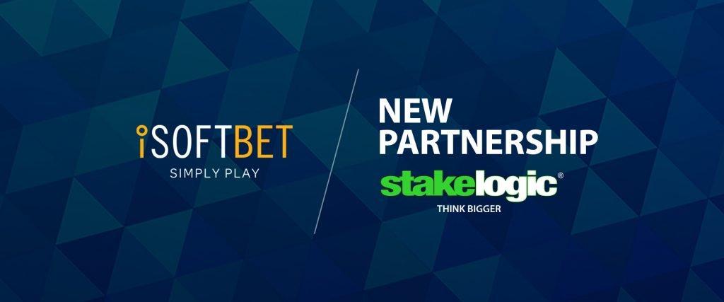 iSoftBet & Stakelogic