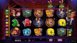 rabbit in the hat slot game