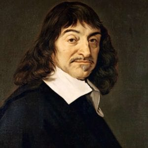 rene descartes historical figures into gambling